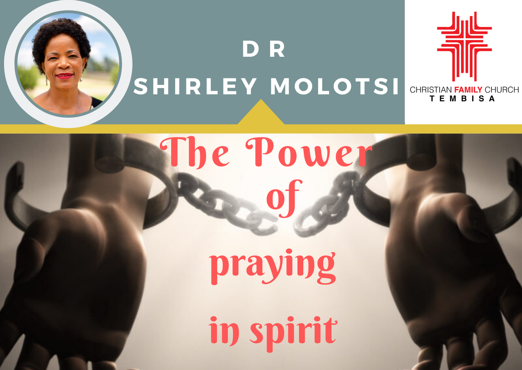 The Power of praying in spirit
